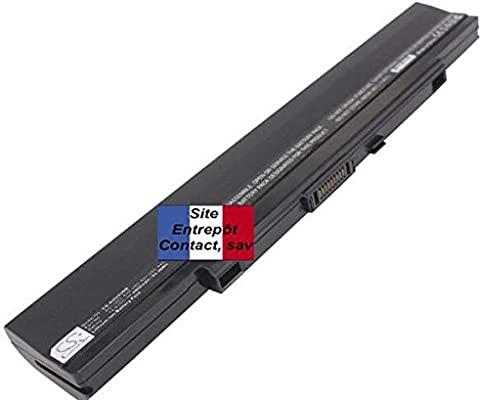Batería de ordenador portátil para ASUS E-forceâ ® U42-Port 0 Euro. gran © alta