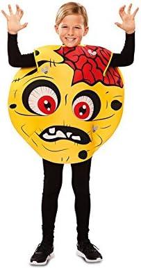 Disfraz de Emoticono Zombie para niños: Amazon.es: Juguetes y juegos