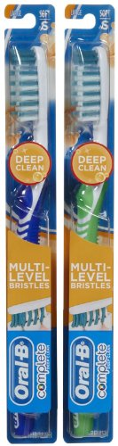 Oral Complete Advantage Toothbrush Large