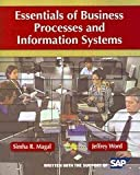 Essentials of Business Processes and Information Systems + WileyPlus Registration Card, Simha R. Magal, 0470505699