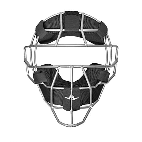 (All-Star System Seven Steel Catcher's Mask)