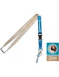 Zelda Breath of the Wild Lanyard