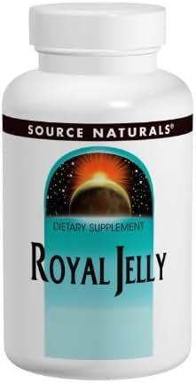 Source Naturals Royal Jelly, 500mg, 60 Capsules