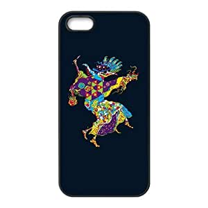 iPhone 4 4s Phone Case Cover Black Psychedelic Plague Doctor EUA15990622 Griffin Cell Phone Cases