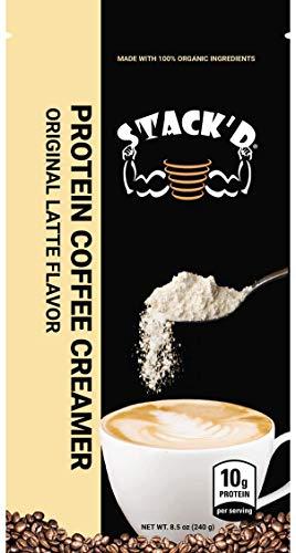 STACK'D Nutrition Protein Creamer, Original 8.5 oz (240 g)