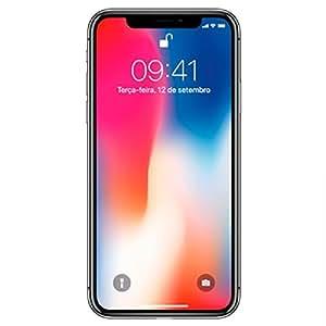 Apple iPhone X, Chip A10, iOS 11, Tela 5.8´, 64GB, Câmera 12MP, 4G, Desbloqueado - Cinza Espacial