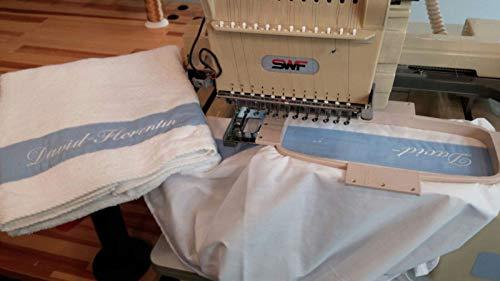 - Ladopana towel set Baby boy orthodox baptism Greek event Personalized Name