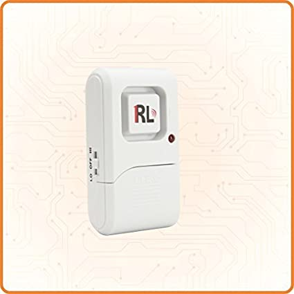 Marvelous Amazon Com Roule Rl 9805V Indoor Wireless Personal Safety Alarm Wiring Cloud Hisonuggs Outletorg