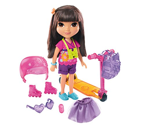 Fisher-Price Nickelodeon Dora and Friends Dora Loves Adventure - Sunglass Dora
