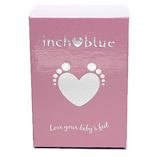 Inch Blue , Chaussures souples pour bébé (fille) Multicolore Rosa/Fuchsie Child Medium