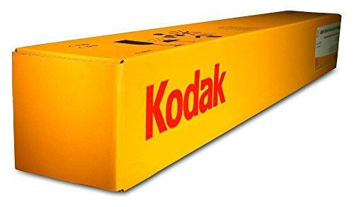 KODAK Water Resistant Self-adhesive Matte Poly Poster, 9 Mil Thickness, 42''x100' Roll by Kodak