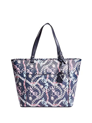 GUESS Factory Women's Rigden Large Printed Tote
