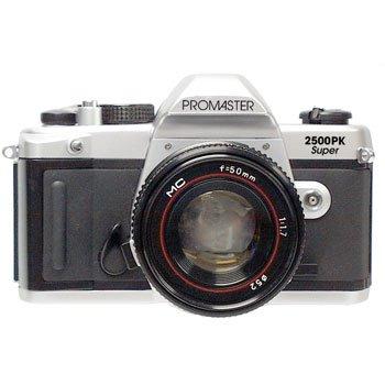 2500PK Super SLR Camera with 50mm 1.7 Lens