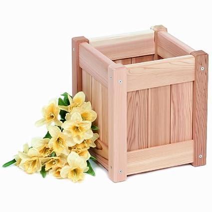 All Things Cedar Planter Box 10, 12