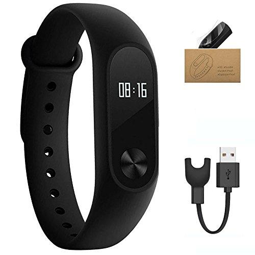 Xiaomi Mi Band IP67 Fitness Tracker (Black) - 2