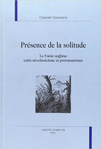 Lire Presence de la solitude pdf ebook