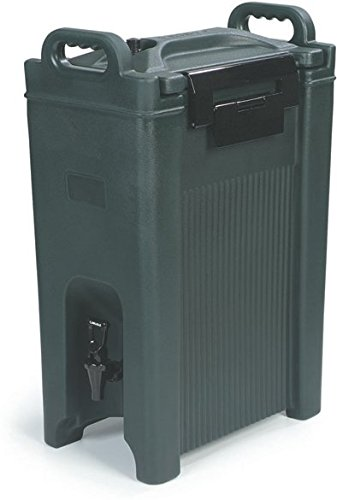 Carlisle XT500008 Cateraide Insulated Beverage Server Dispenser, 5 Gallon, Forest Green by Carlisle (Image #11)