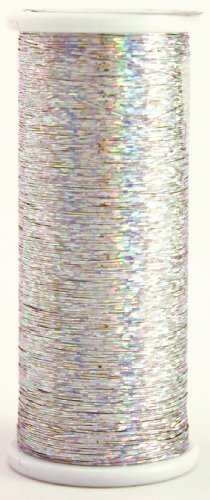 Superior Threads%C2%AE Silver Glitter Tinsel