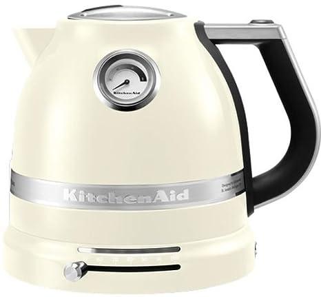 KitchenAid - Hervidor de agua crema