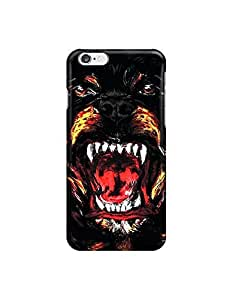 Givenchy Rottweiler Face ?custom iPhone 6 4.7 inches case,durable iphone 6 hard full wrap back case cover for iphone 6 4.7""