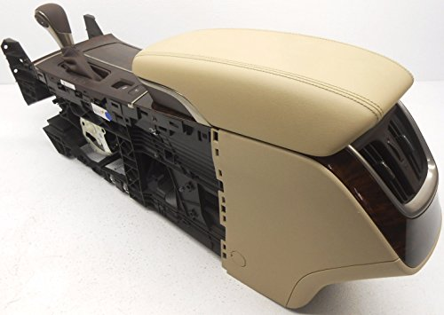 Buick OEM Lacrosse Center Console with Luxury Package RLX Tan by Buick (Image #6)