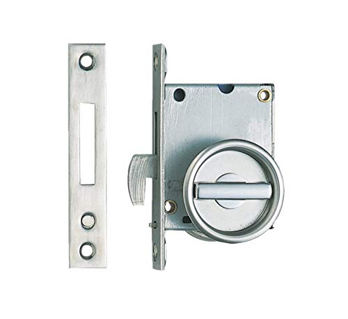 (Sugatsune HC-30R Privacy Sliding Door Latch with Thumbturn)