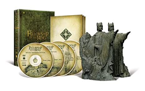 Amazon.com: The Lord of the Rings - The Fellowship of the Ring ...