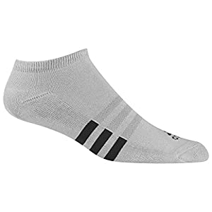 Adidas Mens Golf No-Show Socks (3 Pack)