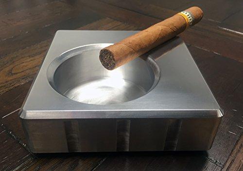 - RUare Cigar Ashtray - Precision Machined Solid Billet Aluminum