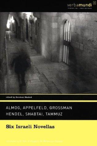 Download Six Israeli Novellas (Verba Mundi (Paperback)) pdf