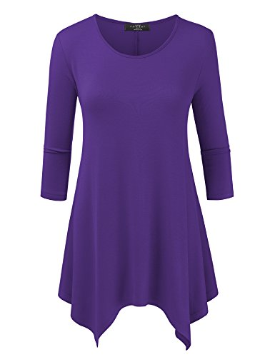 Womens Round Neck Sleeve Loose product image