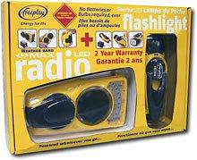 Freeplay Emergency Radio and Flashlight Kit (Radio Freeplay)