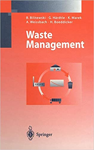 Waste Management: Amazon co uk: Bernd Bilitewski, K J  Fischer, A