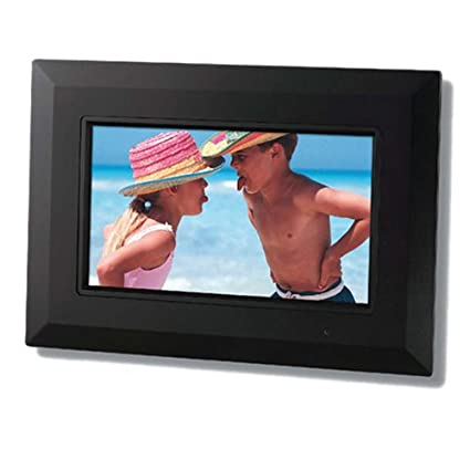 Amazon.com : GPX PF708 7-Inch Digital Photo Frame with Built-in ...