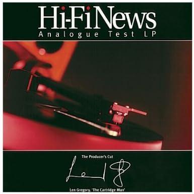 Hi-Fi News Test LP by Hi-Fi News: Amazon.es: Electrónica