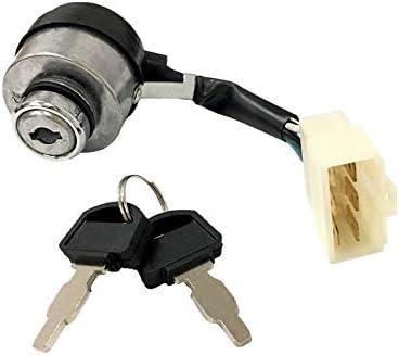 Amazon.com: POWER PRODUCTS Interruptor de llave de encendido ...