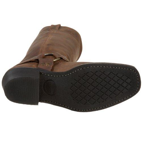 FRYE - Botas de cuero para mujer Marrón (Goldbraun)