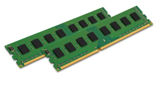 Kingston ValueRAM 8GB 1066MHz DDR3 Non-ECC CL7 DIMM (Kit of 2) Desktop Memory