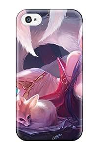4785024K731879191 unicorn horse magical animal Anime Pop Culture Hard Plastic iPhone 4/4s cases