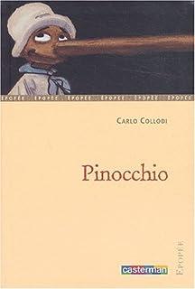Pinocchio, Collodi, Carlo