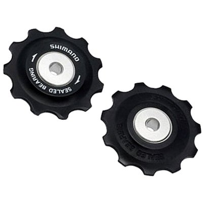 Shimano XT M773 10-Speed Rear Derailleur Pulley Set by SHIMANO