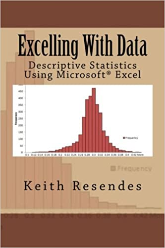 Buy Excelling With Data: Descriptive Statistics Using Ms Excel