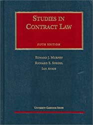 Studies in Contract Law (AK-Sg)
