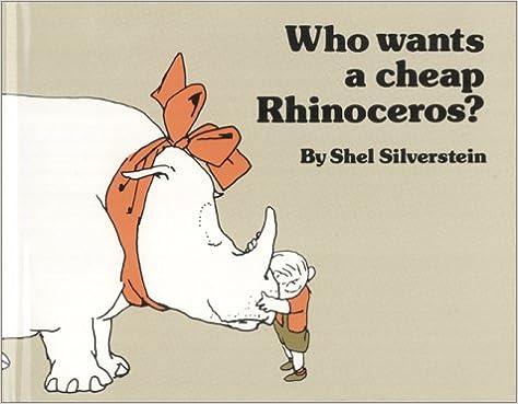 Book Who Wants a Cheap Rhinoceros?