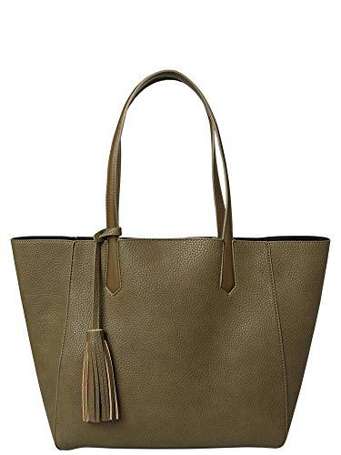 hombro PIECES y bolsos Bag Pclatifa Cuero Shoppers de Mujer UtwqUfrY