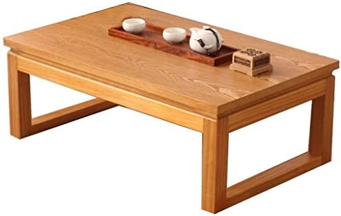 Koop Je Favoriet Salontafel van massief hout theetafel woonkamer lage tafel slaapkamer ontbijttafel kJy0hT5