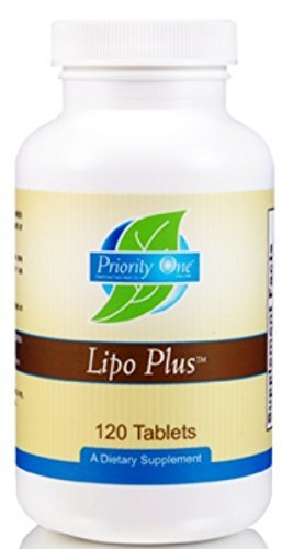 Priority One Lipo Plus Tablets