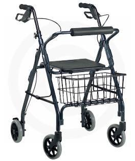 Amazon.com: Drive go-lite opciones de andador de 4 ruedas ...