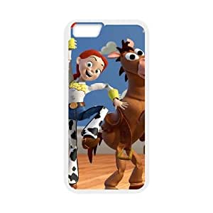 iphone6 plus 5.5 inch phone cases White Toy Story Jessie Buzz Lightyear cell phone cases Beautiful gifts TWQ06684973