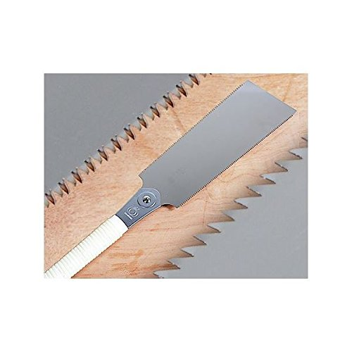 """Ryoba 9-1/2"""" Double Edge Razor Saw for Hardwoods from Japan Woodworker"""